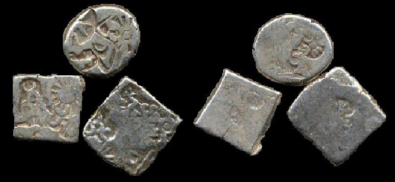 moneda cuadrada 2 Maur